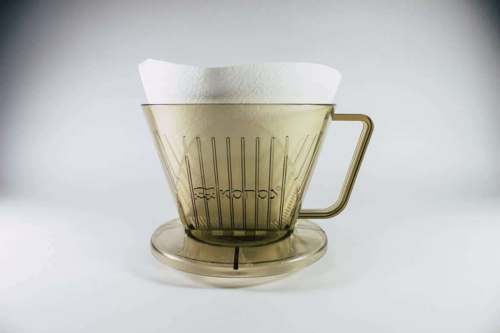 แก้วกรองกาแฟดริป