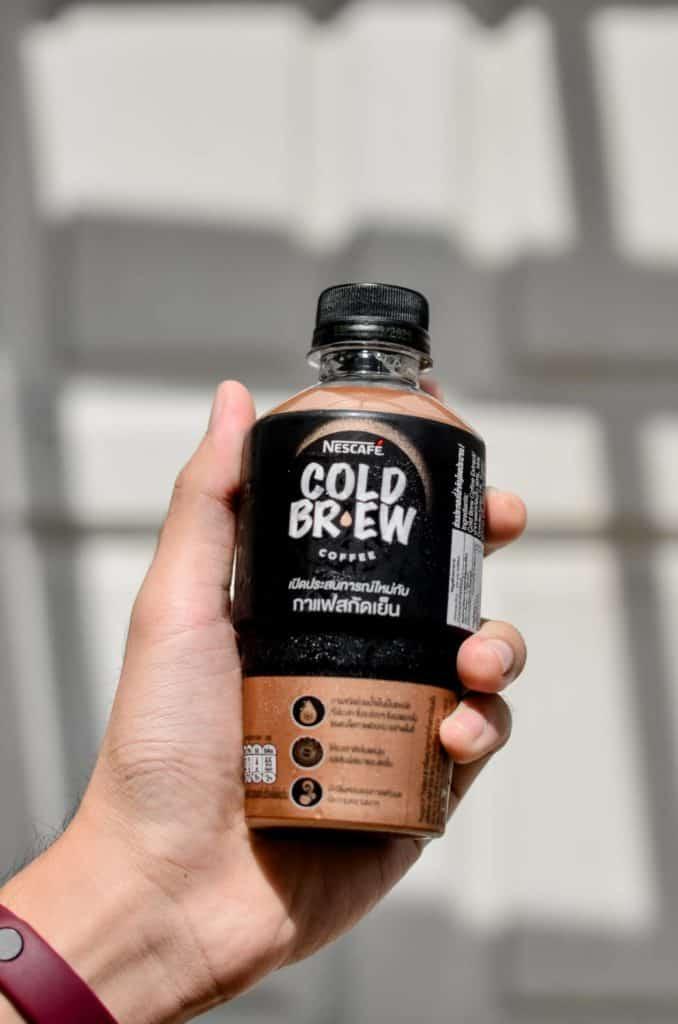 cold brew nescafe Craft latte