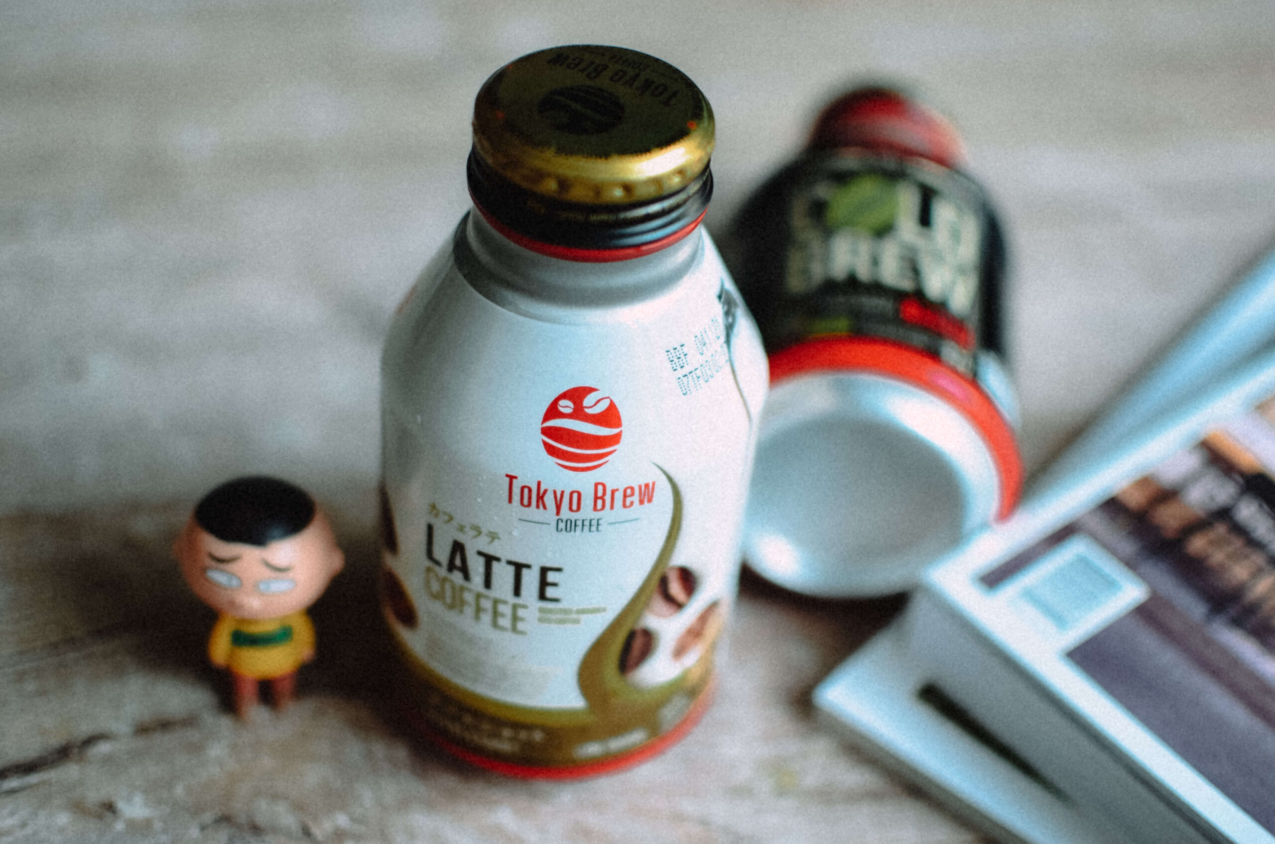 tokyo brew coffee Latte